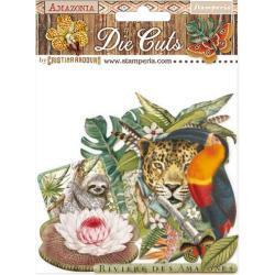 Amazonia~Die cuts