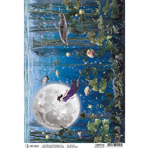Upside Down, Moon & Me