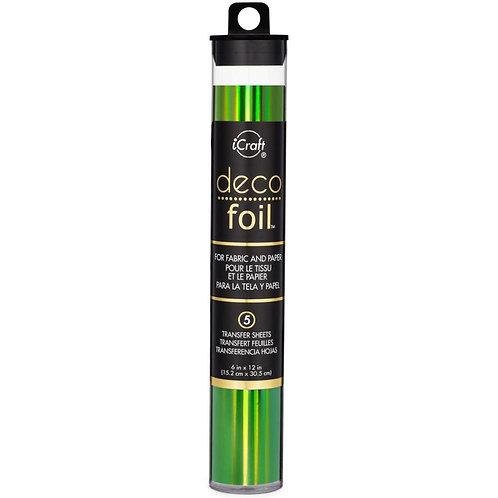 Deco Foil~Lily Pad