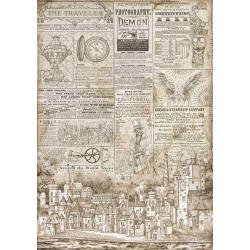 The Traveler, Sir Vagabond rice paper