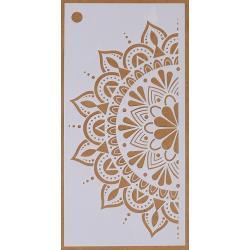 Spring Flower Mandala-Art Journal