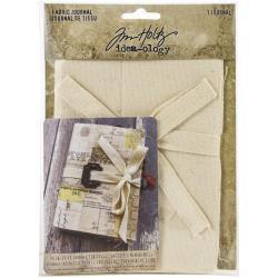 "Idea-Ology Fabric Journal 4""X6"""