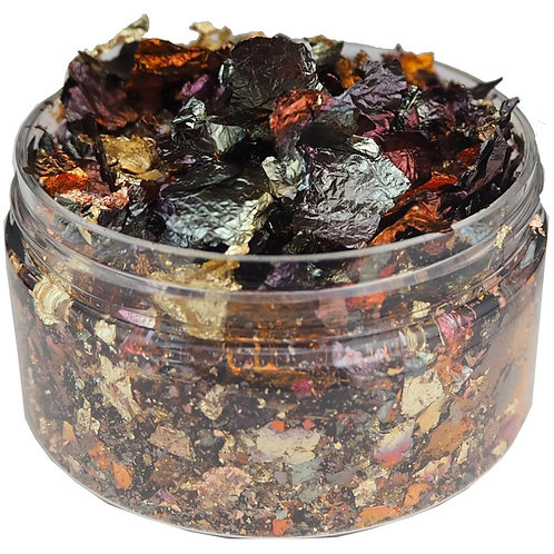 Cosmic Shimmer Gilding Flakes~Autumn Leaves