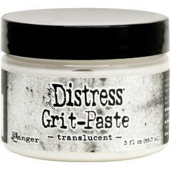 Tim Holtz Distress Grit Paste 3oz Translucent