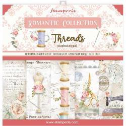Romantic Threads, 10 Designs/1 Each