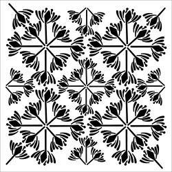 "6""X6"" Garden Tile"