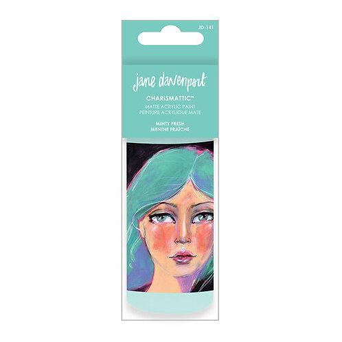 Jane Davenport~Artomology Collection - Charismatic Acrylic Paint - Minty Fresh