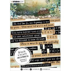 Quotes & Letters, 20 Sheets