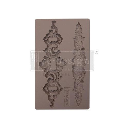 """Prima Marketing Re-Design Mould 5""""X8""""~Sicilian Plates"""