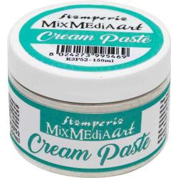 Stamperia Cream Paste 150ml