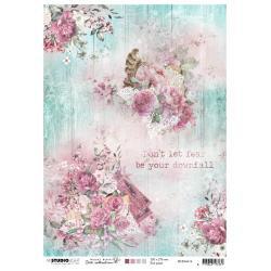 Jenine's Mindful Art 3.0 Rice Paper Sheet A4 NR. 16