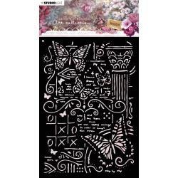Studio Light Jenine's Mindful Art 3.0 A6 Stencil NR. 06