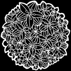 Peruvian Lily 6 x 6