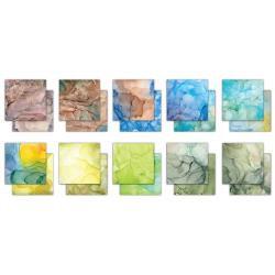 Ink Drops - Earth, 20 Designs