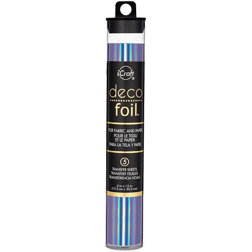 Deco Foil~Prince Periwinkle