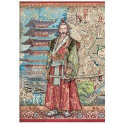 Samurai, Sir Vagabond In Japan