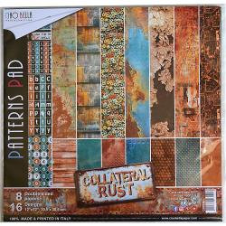 Collateral Rust, 8 Designs/1 Each