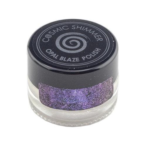 Cosmic Shimmer Opal Blaze~Sapphire Grape