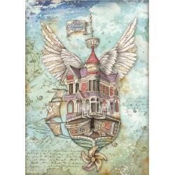 Flying Ship, Lady Vagabond