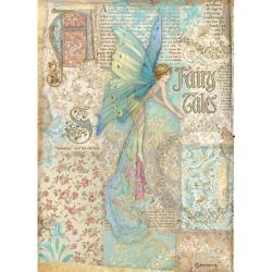 Fairy Tales, Sleeping Beauty Rice Paper