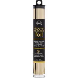 """Deco Foil Transfer Sheets 6""""X12"""" 5/Pkg Champagne"""
