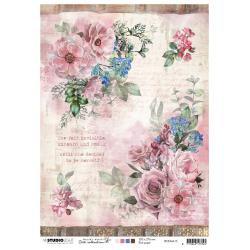 Jenine's Mindful Art 3.0 Rice Paper Sheet A4 NR. 15