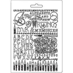 Ink & Memories, Calligraphy