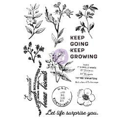 Prima Marketing Nature Lover Clear Stamps