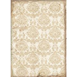 Wallpaper Gold, Sleeping Beauty Rice Paper