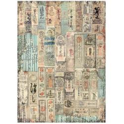Oriental Texture, Sir Vagabond In Japan