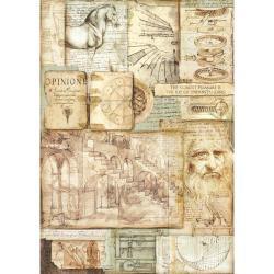 Sheet A3 Leonardo Artworks