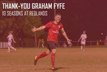 Veteran Redlands midfielder says goodbye