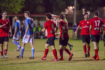 Last minute goal sees Redlands share the points