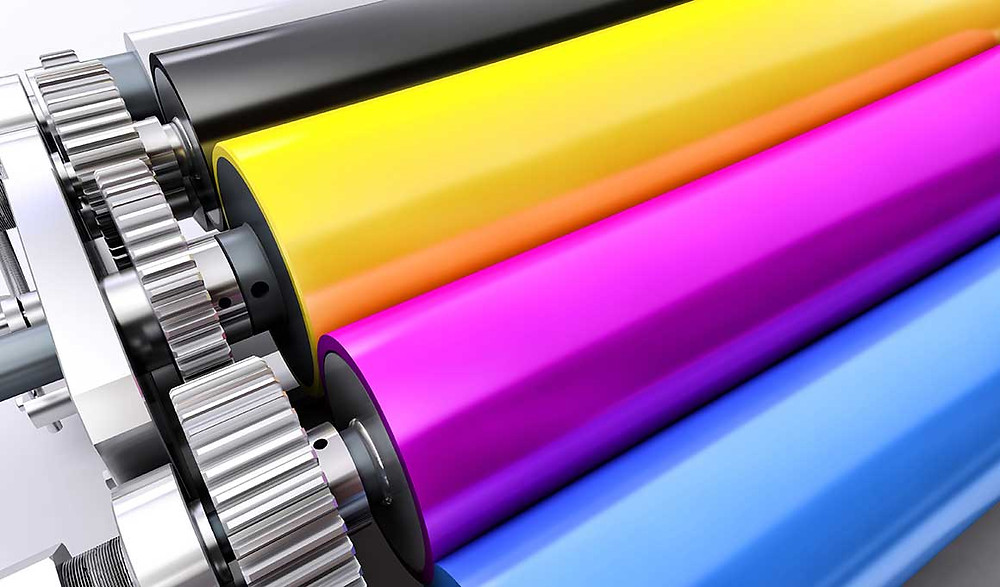 CMYK Full Colour Commercial Printing