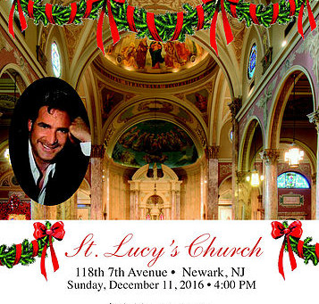 Michael Amante Concert at St. Lucy's