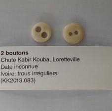2 boutons