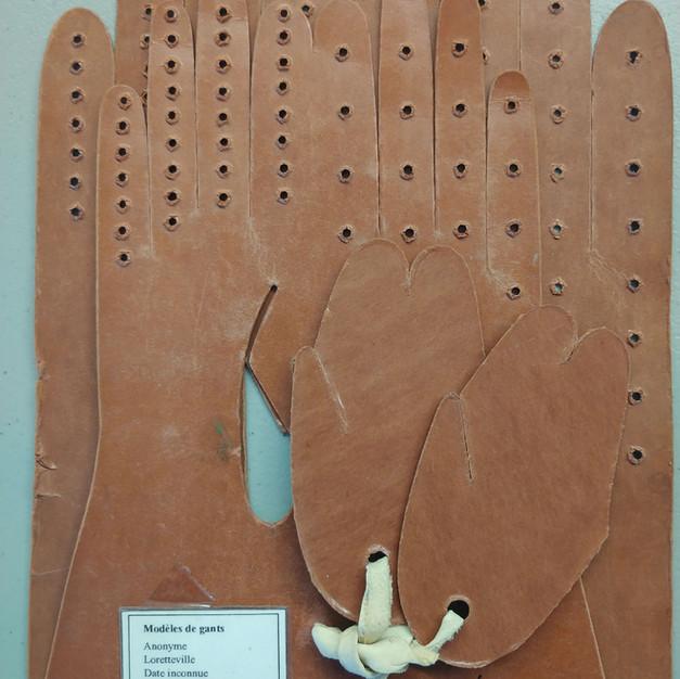 Modèles de gant