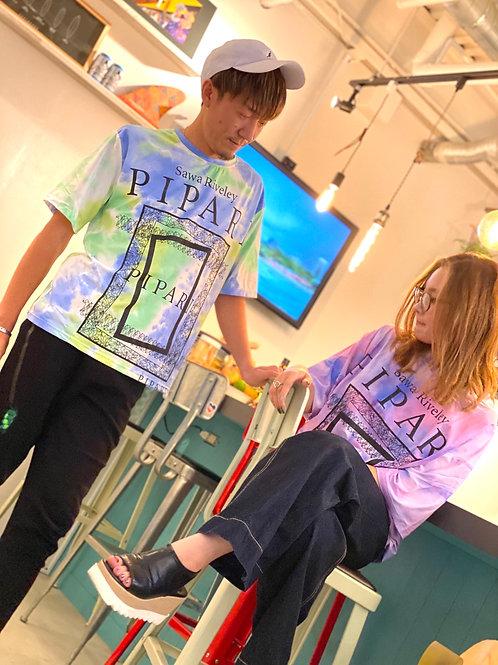 【PIPARI Paris Tシャツ】