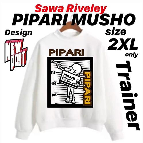 PIPARI  MUSHO トレーナー