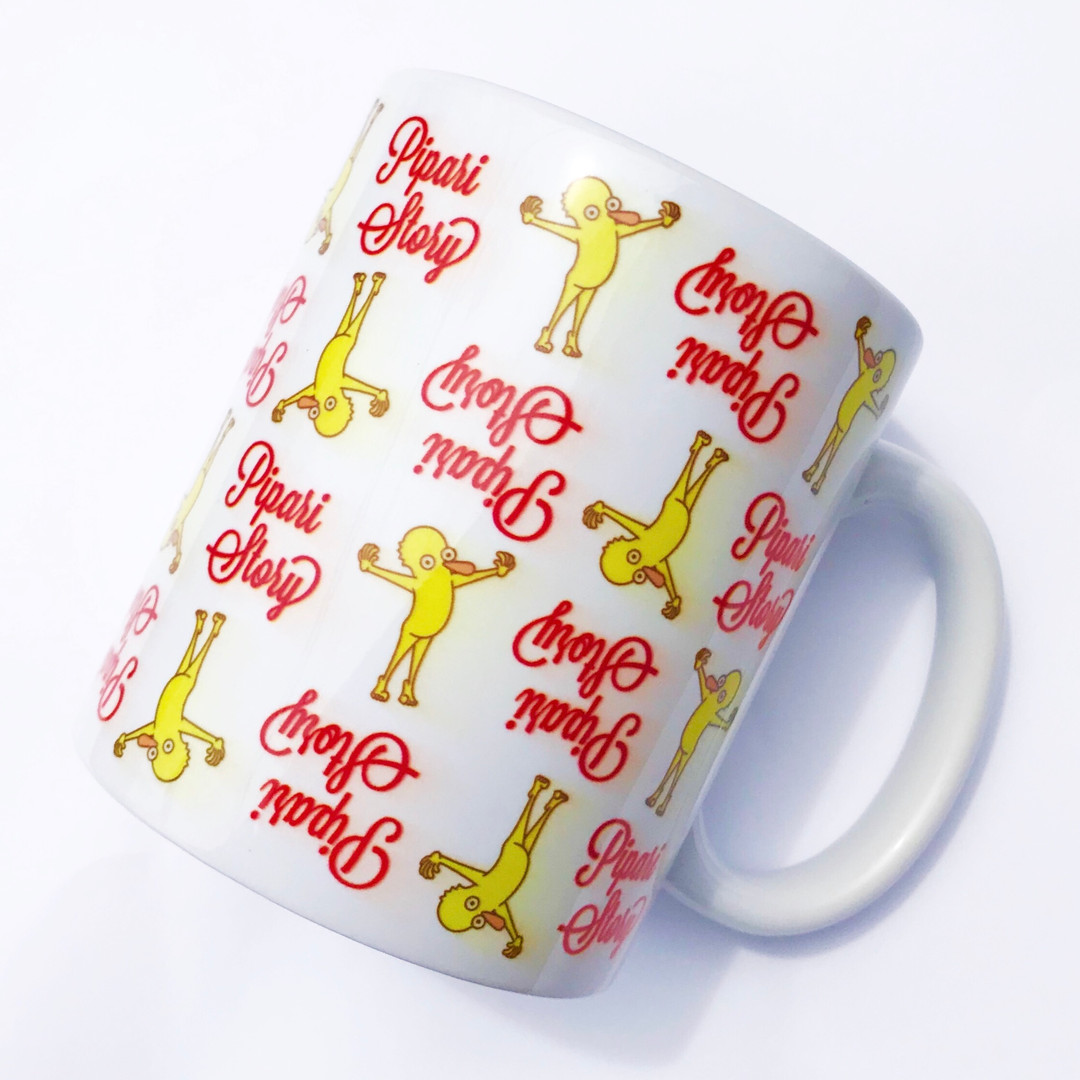【PIPARI FRUITY RED】MAG CUP
