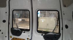 Duster guy rear windows