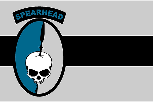 CAA Spearhead Flag