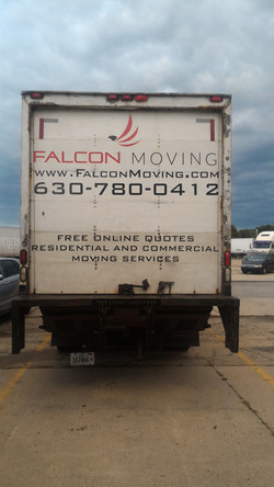 Falcon Moving