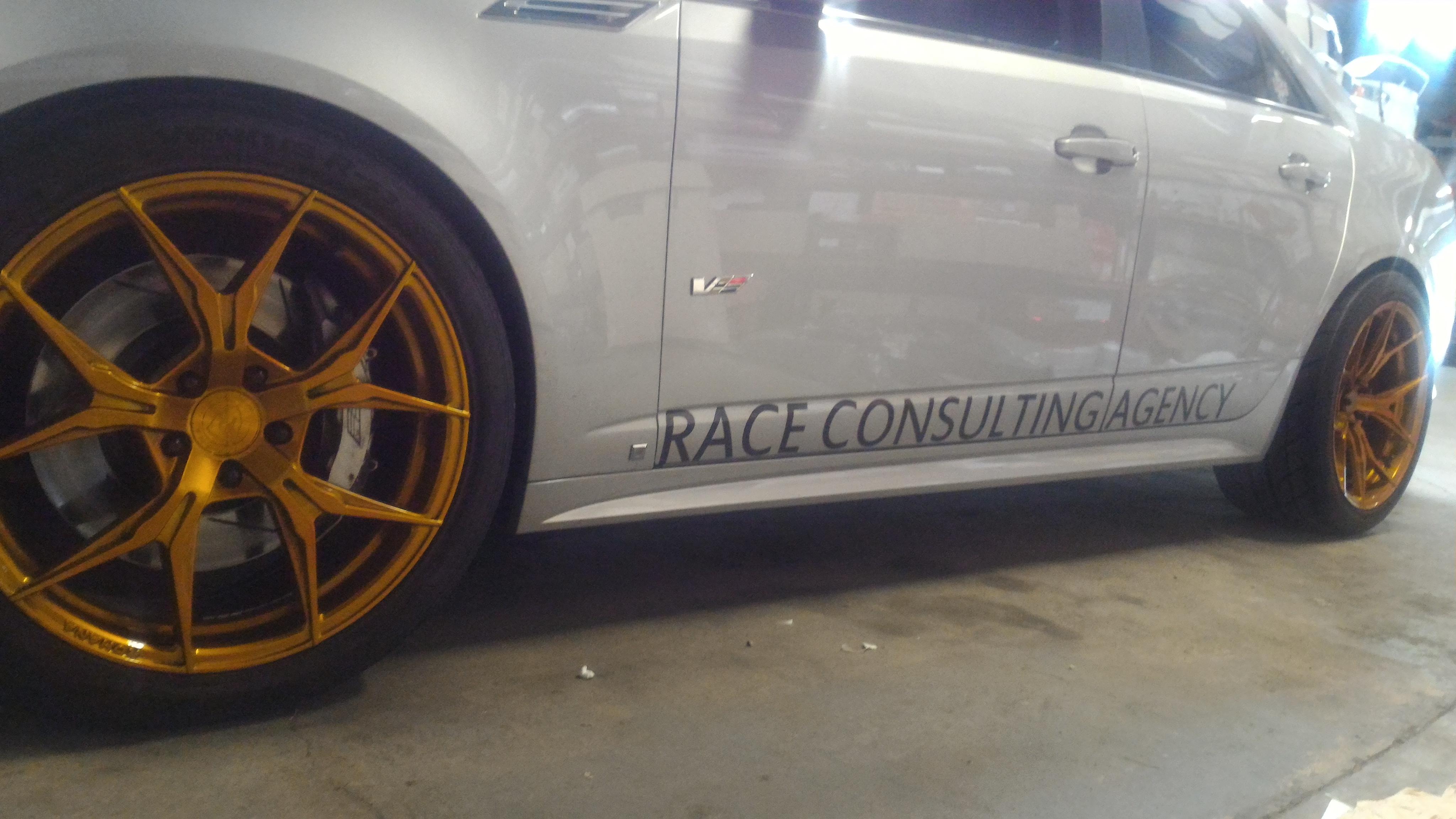 RCA Caddy