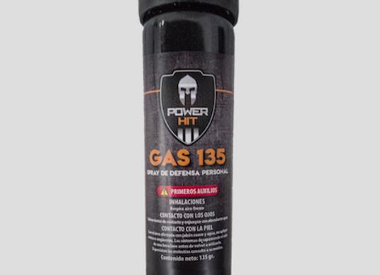 Gas 135
