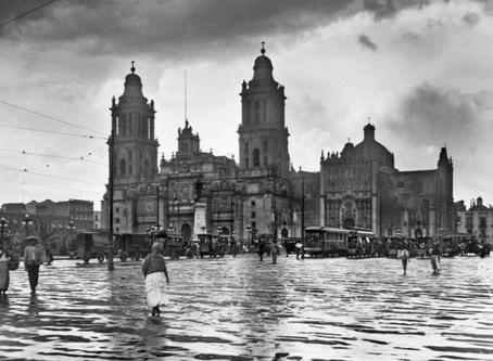 CÓMO ERA LA CIUDAD DE MÉXICO DE LOS AÑOS 20 (FOTOS)