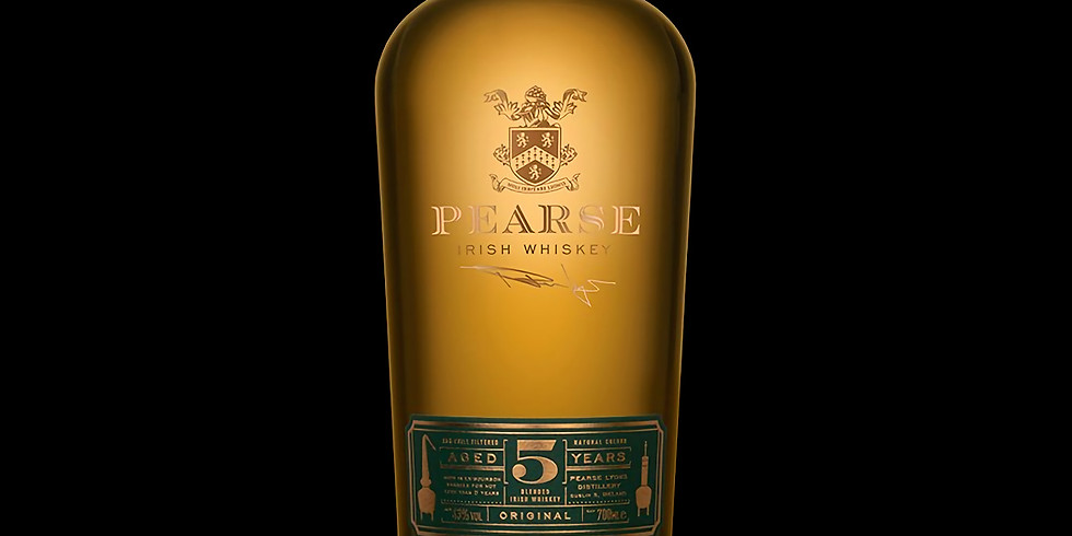 Irish & American Online Whiskey Tasting