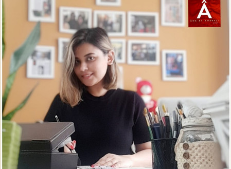 Ambbali Bhattacharya Dutta : An International Watercolorist