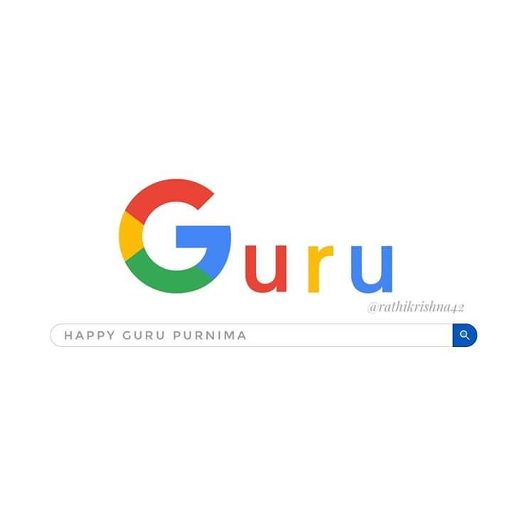Google - Guru Poornima