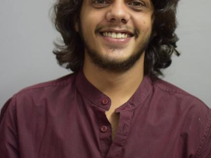 Amit Kumar Meena : Charcoal Speaks